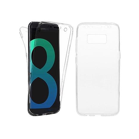 Lincivius - Carcasa Samsung Galaxy S8 Plus Integrale - Funda ...