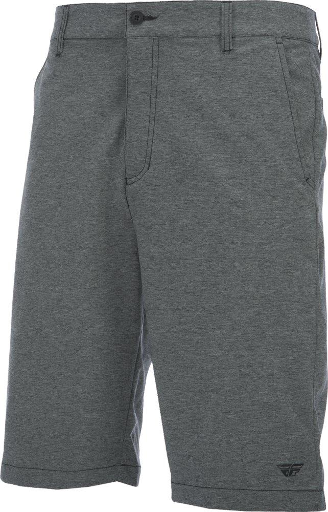 Fly Racing Unisex-Adult Pilot Shorts Grey Size 32 353-23632