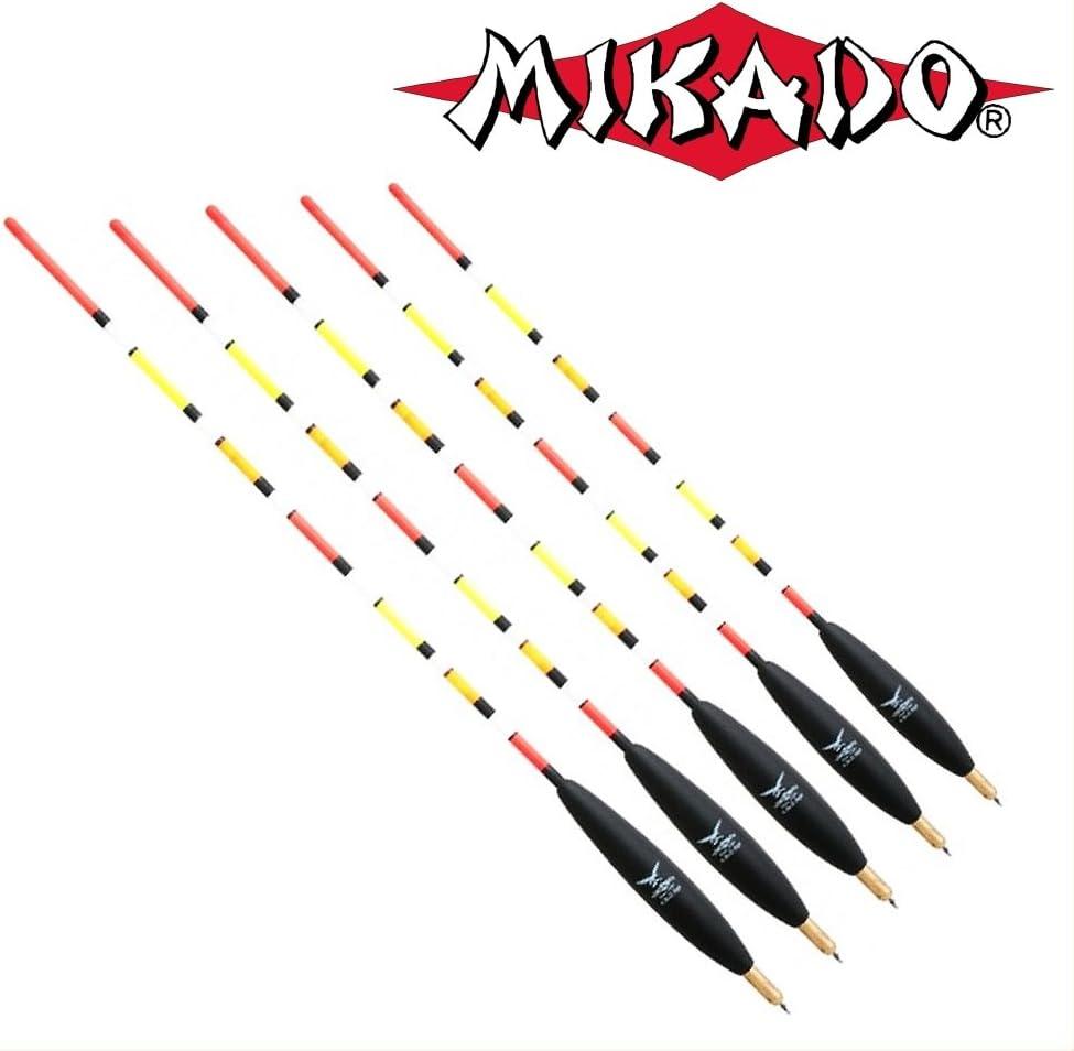 MIKADO Multicolor Waggler Laufpose vorbebleit verschiedene Gr/ö/ßen erh/ältlich