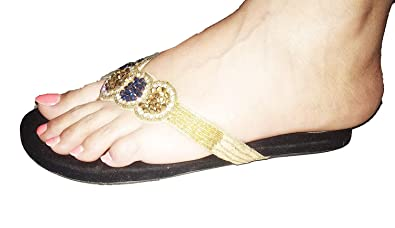d72d11251 Port Women's Fashion Sandals (7) Black: Buy Online at Low Prices in ...