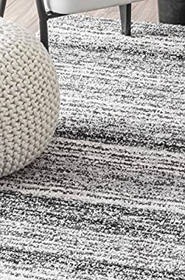 nuLOOM Hand Tufted Classie Shag Area Rug