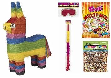 Piñata para fiesta unicornioconstellation - Set de toro con ...