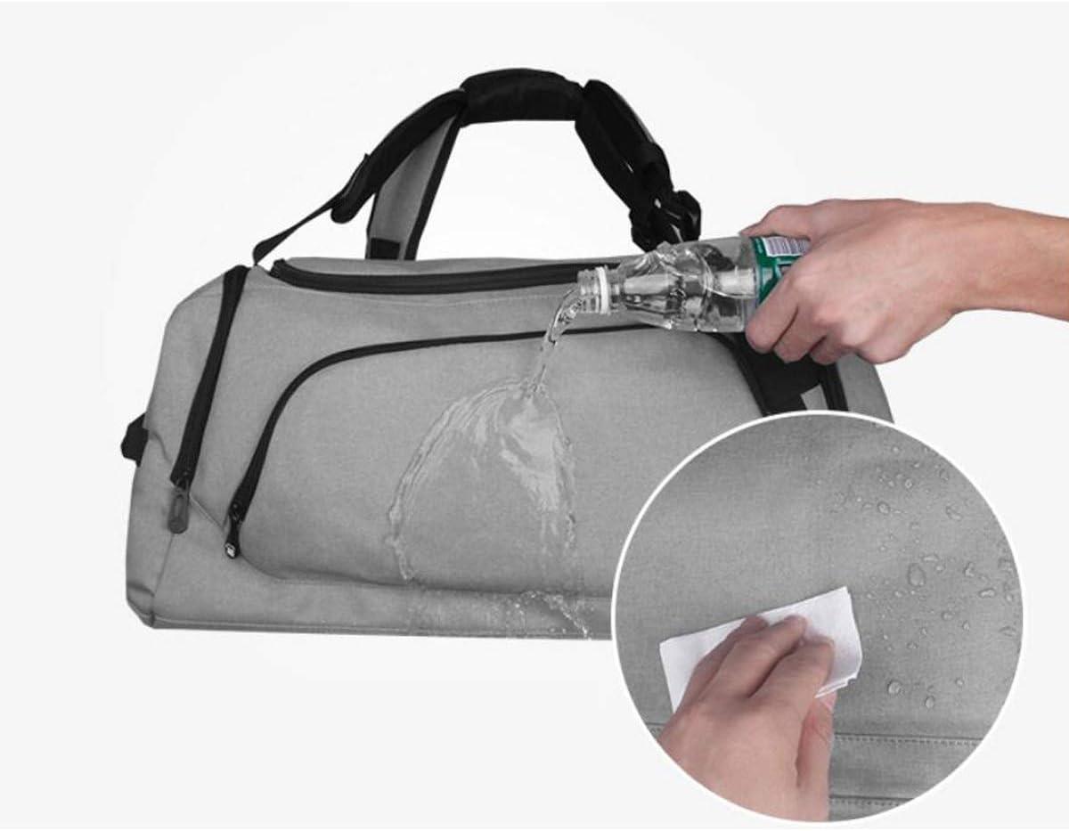 Portable Sports Bag Large-Capacity Fitness Bag Male and Female Travel Bag Large-Capacity Shoulder Bag for Travel Large Size: 572628cm Solid Waterproof Travel Bag Yougou01 Sports Bag