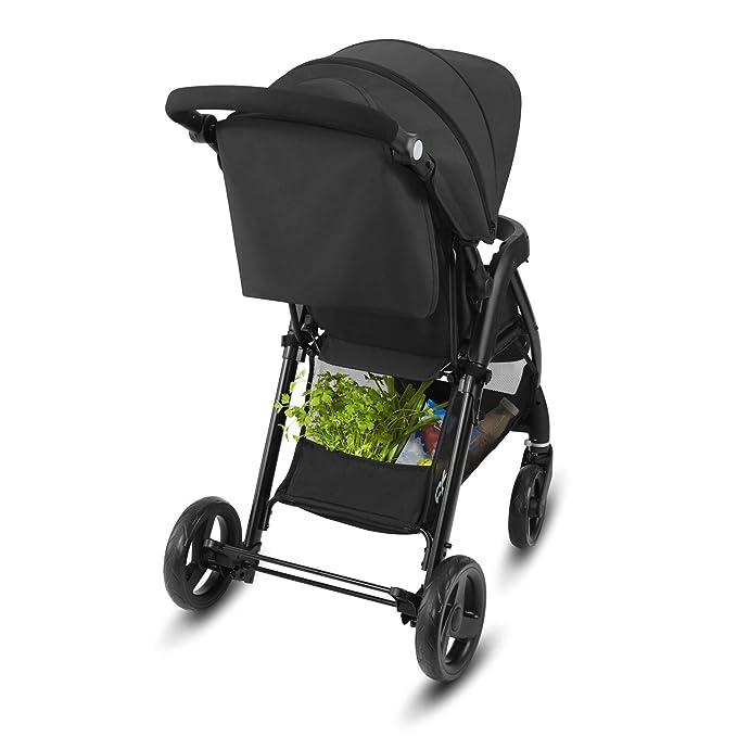 Cbx Misu - Silla de paseo, incluye cubierta para lluvia, desde el nacimiento hasta los 15 kg, Jeansy Blue