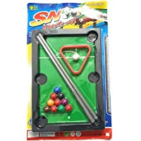 Mini Snooker Game for Kids Easy to Play at Home