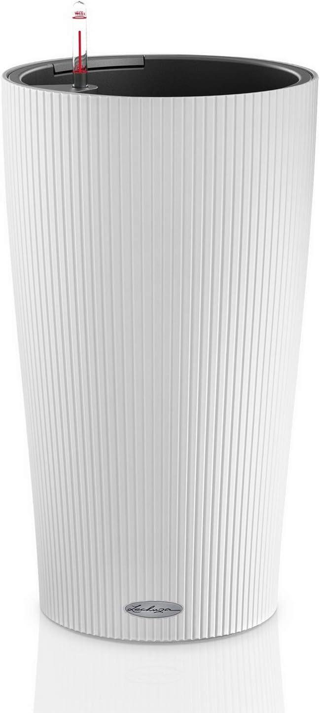 Lechuza Kit Completo para Jardín, Blanco, 32x32x56 cm, 13950