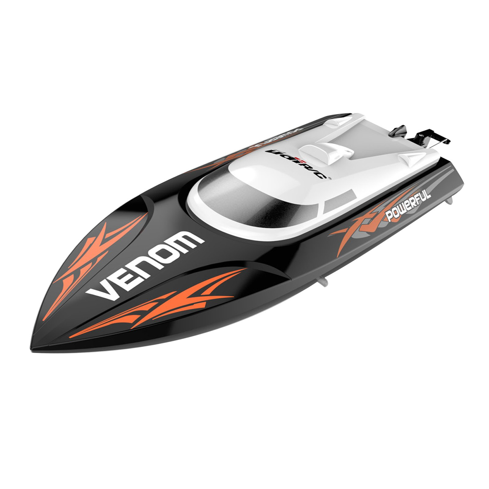 Cheerwing RC Racing Boat for Adults - High Speed Electronic Remote Control Boat for Kids, Black by Cheerwing (Image #3)