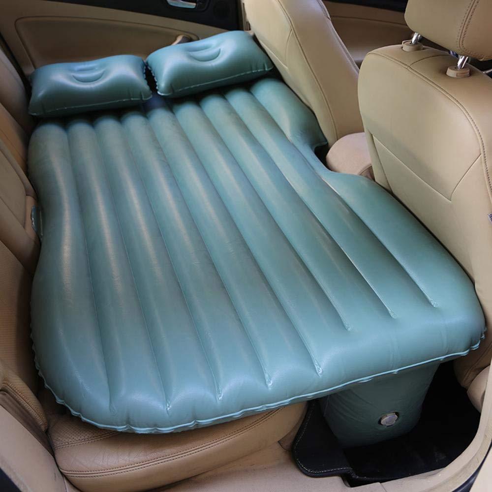 DuDuDu Auto-Luftmatratze Auto Reisen Auto aufblasbaren Kissen im Bett