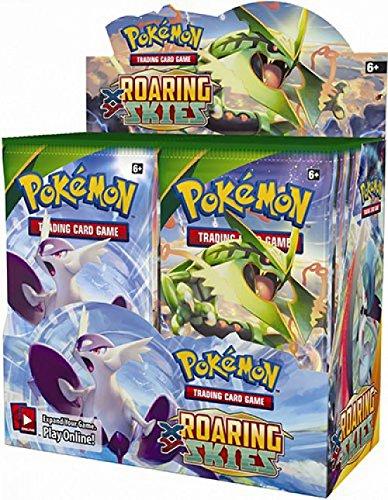 Pokemon X & Y Roaring Skies Booster Box USA by Pokemon (Image #1)