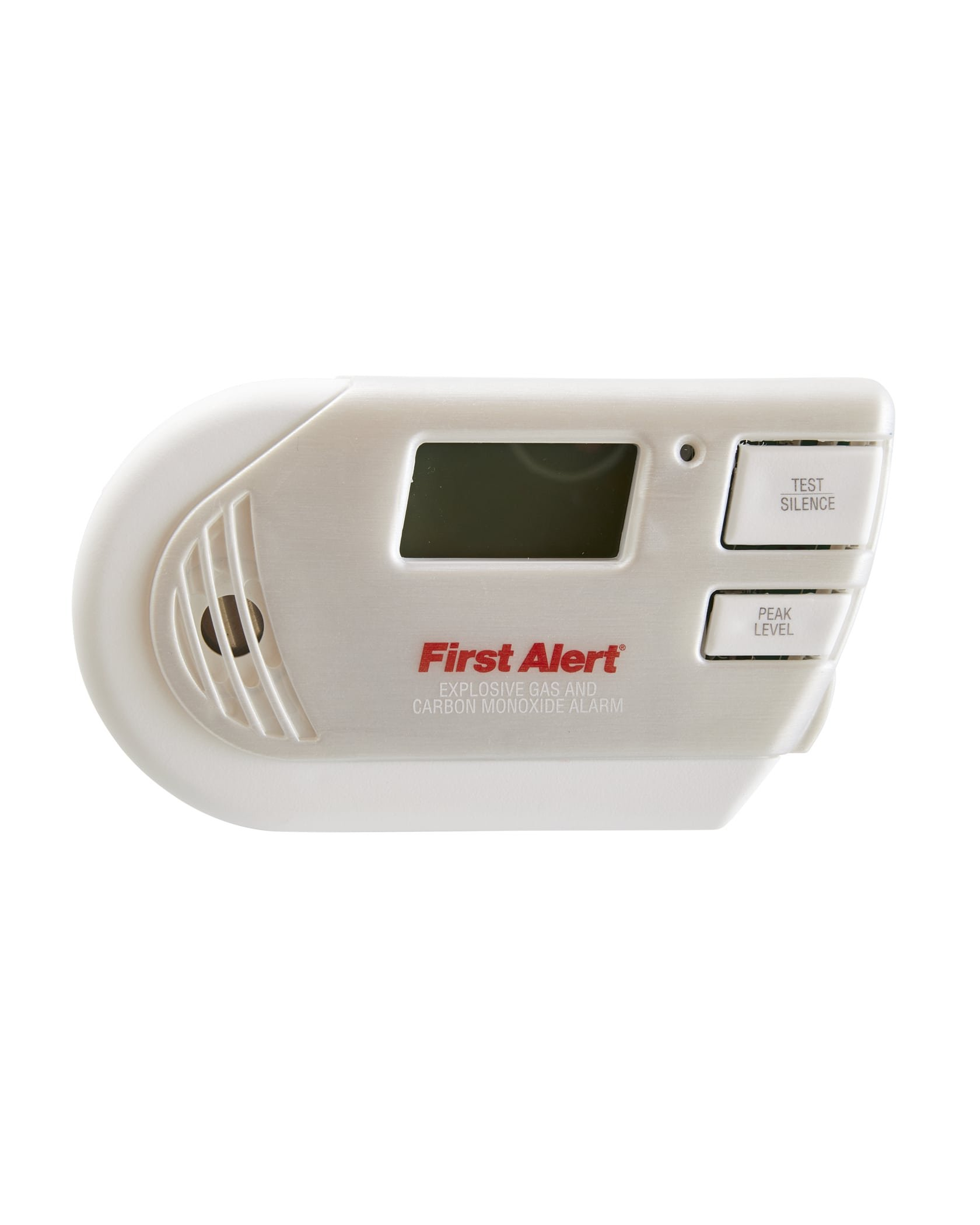 First Alert Combination Explosive Gas and Carbon Monoxide Alarm with Backlit Digital Display,  GCO1CN by First Alert