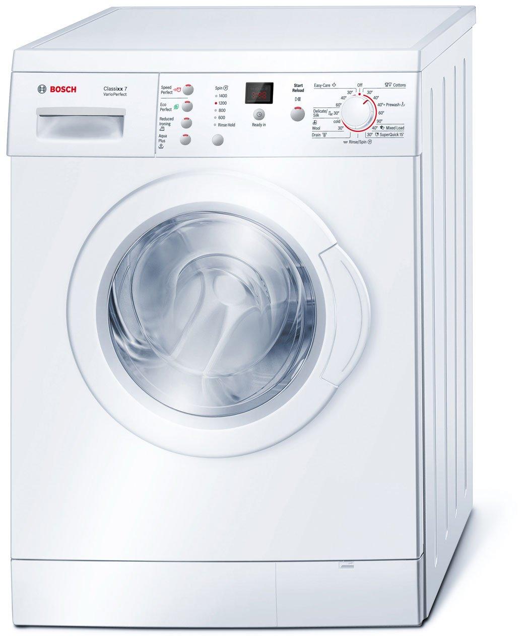 Bosch Maxx 7 Manual Dryer Sample User Manual