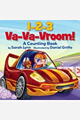 1-2-3 Va-Va-Vroom! Kindle Edition