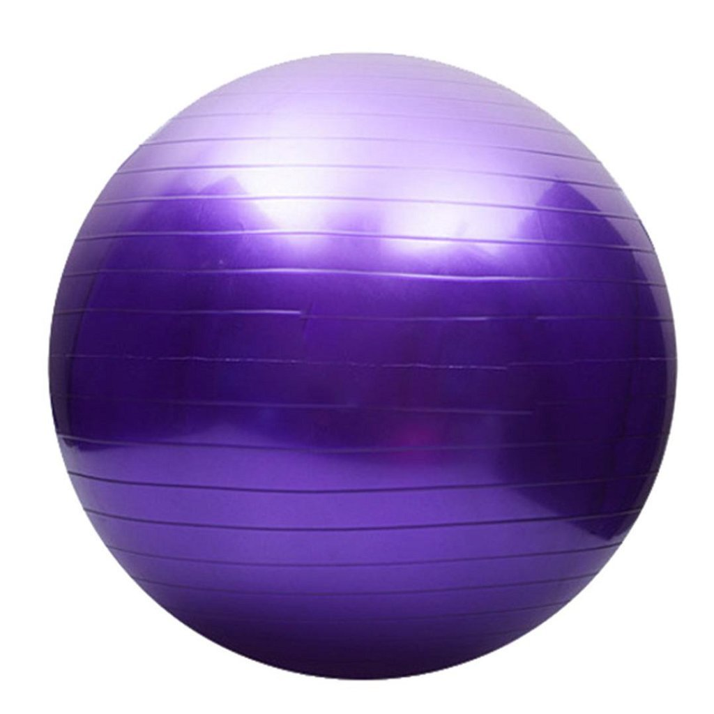 Pelota de pilates Vovotrade Balón de ejercicio, talla 75 cm (azul ...