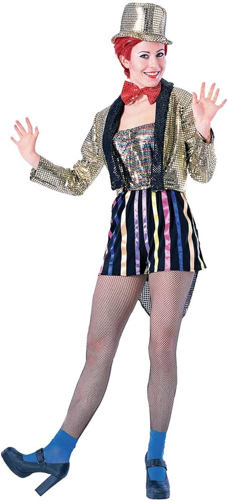 Bristol Novelty AC302 Columbia Costume, Womens, Medium