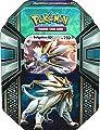 Pokemon TCG: Legends of Alola Tin Card Game, Random Draw Of Solgaleo Or Lunala, Styles may vary