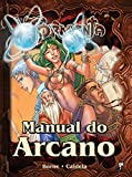 capa de Manual do Arcano