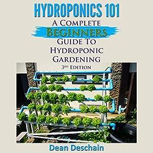 Hydroponics 101 (3rd Edition) Audiobook