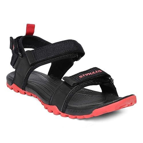 Stimulus Green Sports Sandals at Amazon