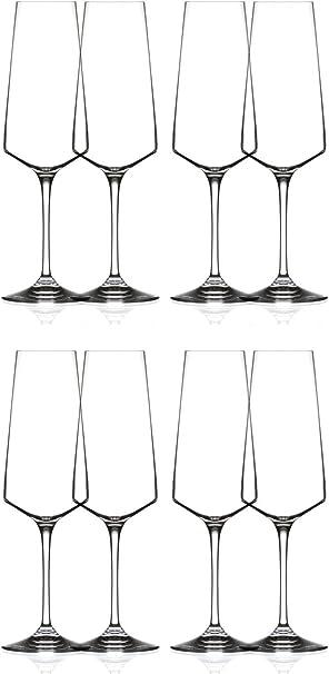 RCR armonia 4/bicchieri da spumante//prosecco 35/cl