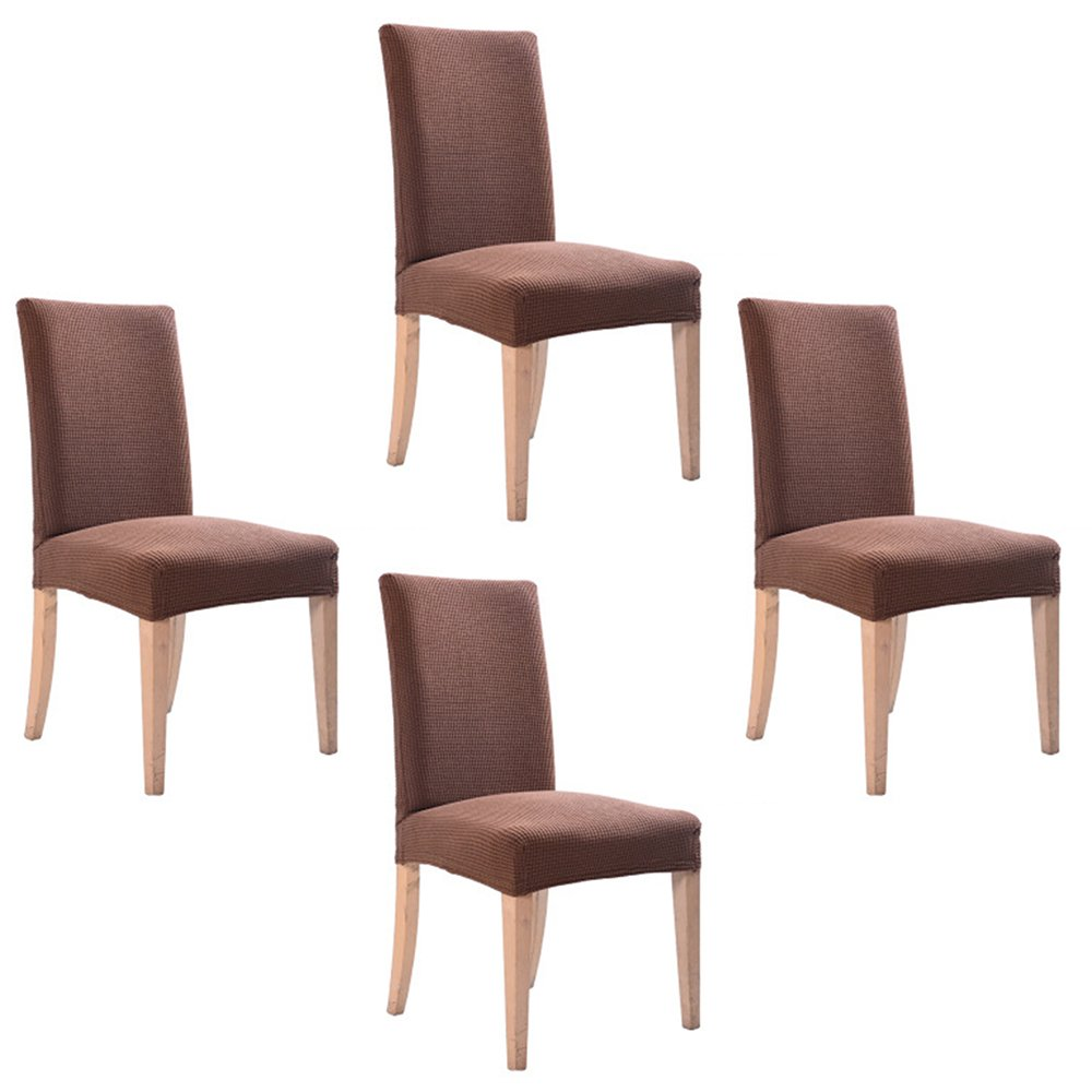 UK Elastic Spandex Dining Chair Covers Slipcover Washable Wedding Banquet Decor