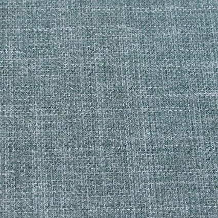 Duck Egg Blue Soft Plain Linen Look Home Essential Designer Linoso