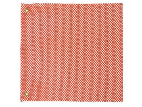 Oversize Warning Products – Grommet Warning Flag 12 pack (18″ x 18″, Orange) For Sale