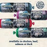 Blue Wilderness Adult Grain-Free Wild Rolls Duck