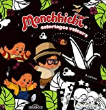 Coloriages velours Monchhichi