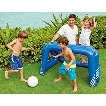 Intex Portería hinchable: Amazon.es: Deportes y aire libre