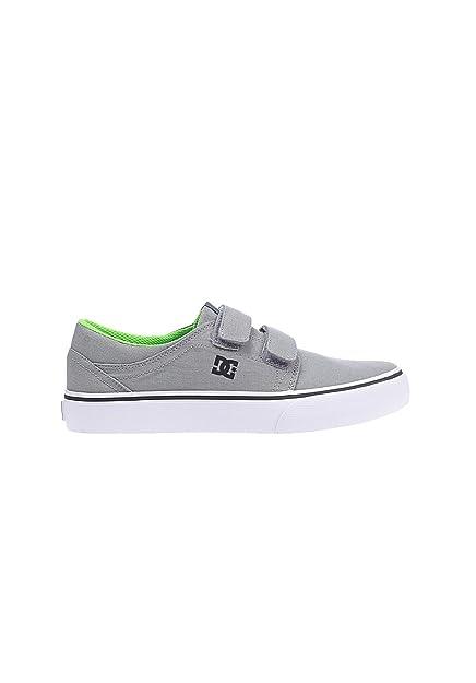 DC Shoes Chaussures Trase V Gris Garçon 4yR3ApM6a