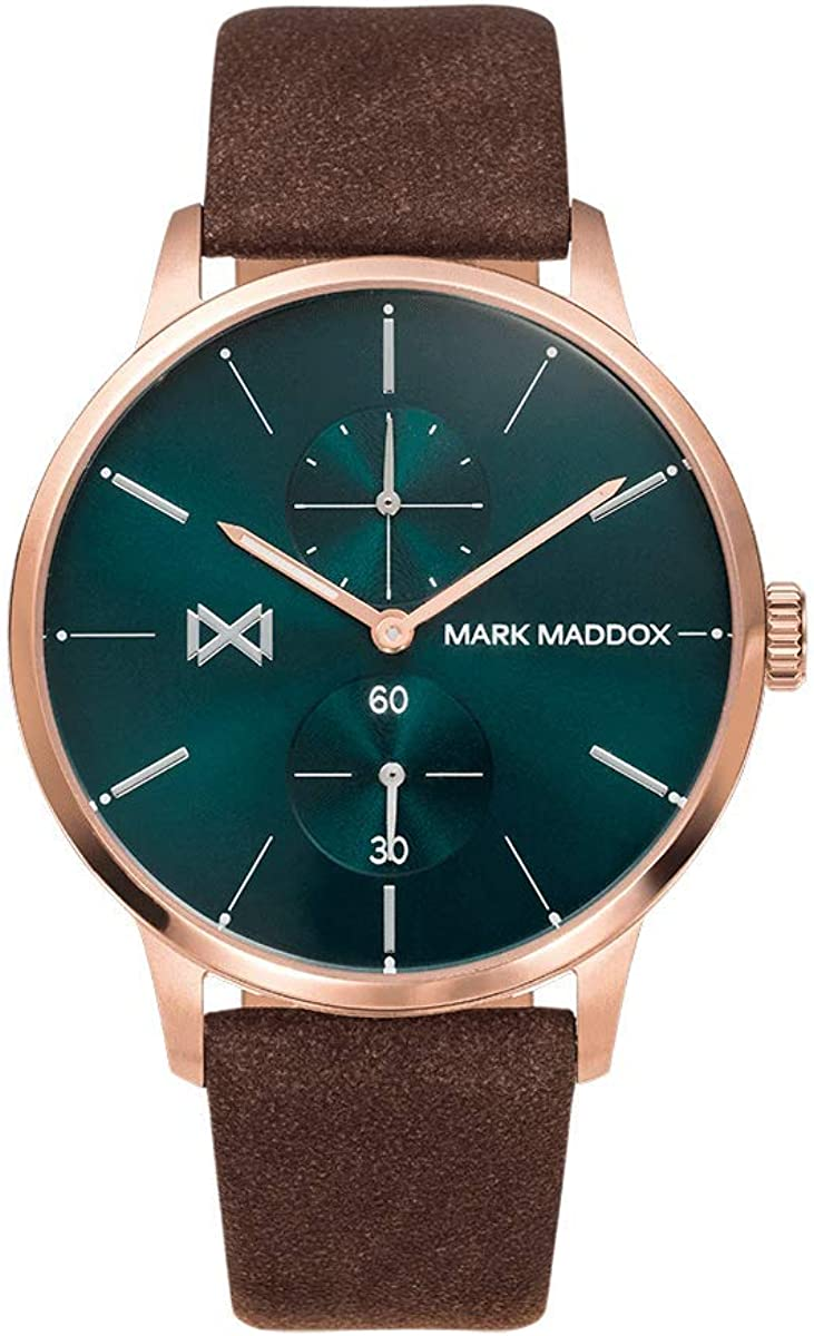 Reloj Mark Maddox Hombre HC2009-67 Multifunción Colección Northern