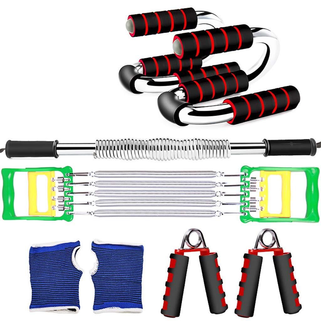 Cly Fitnessgeräte, Männer Startseite Multifunktionale Trainingsanzug Übung Brust Muskelarm Stärke SY (größe : 1 )