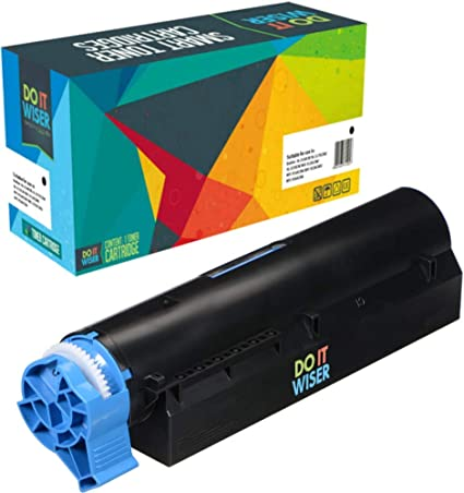 New High Yield Compatible Toner For OKI 45807105 Fits B432dn B512dn MB492 MB562w