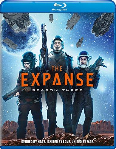 EXPANSE SSN3 BD [Blu-ray]