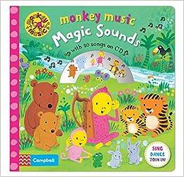Descargar Bitorrent Monkey Music Magic Sounds: Book And Cd Pack Epub Libres Gratis