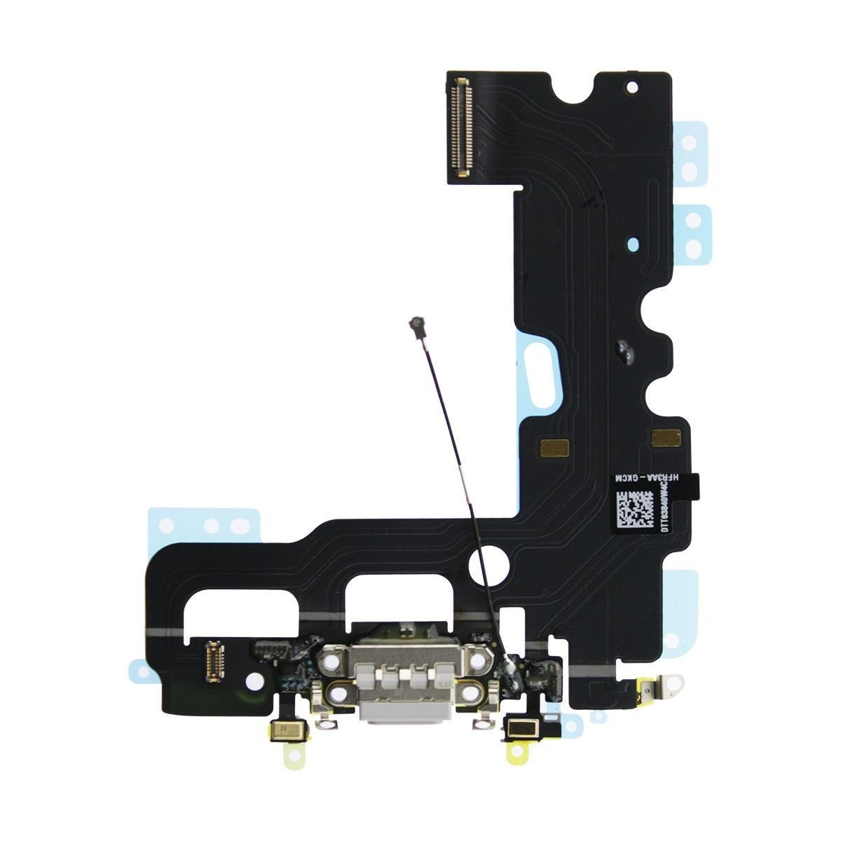 Puerto de Carga para Iphone 7 PLUS 5.5 white Dock Connector