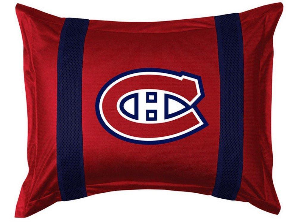 NHL Montreal Canadiens Sideline Sham Sports Coverage 05JSSHM5BRUSTAN-parent
