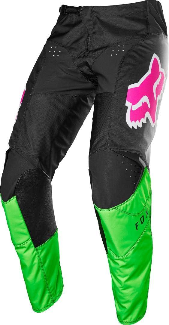 2020 Fox Racing Youth 180 Fyce Pants-Blue//Red-26