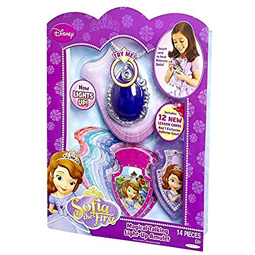 Sofia The First Magical Talking Light-Up (Sophia Amulet)