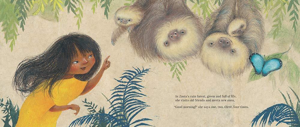 Zonia's Rain Forest: Martinez-Neal, Juana, Martinez-Neal, Juana:  9781536208450: Amazon.com: Books
