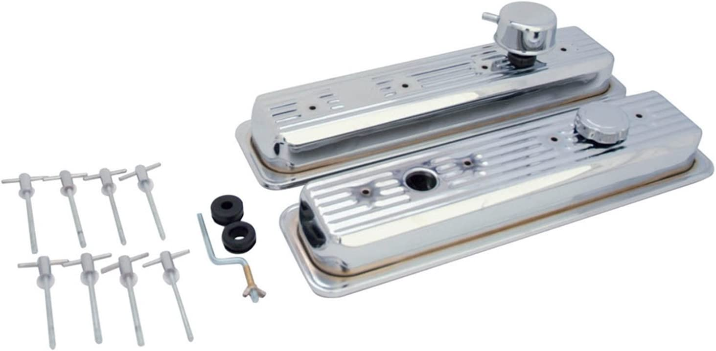 Spectre Performance 5260 Valve Cover for Small Block Chevy SPE-5260