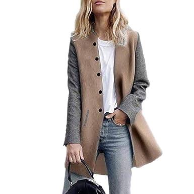 Cappotto Donna Elegante 07183f88525