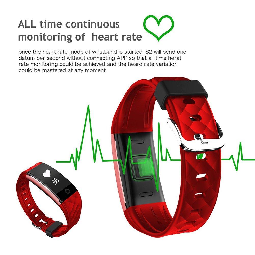 Seguimiento de las actividades de fitness Fitness Bluetooth ...
