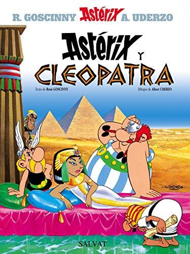 Ringlejupen Descargar Astérix Y Cleopatra Asterix René Goscinny Pdf