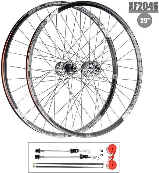 LIMQ Ruedas De 29 Pulgadas MTB Bicicleta De Aleación Llantas De ...
