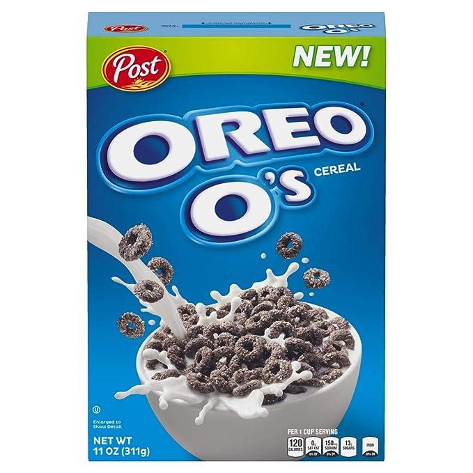 Post Oreo Os, Cereales para tomar en frío - 311 ...