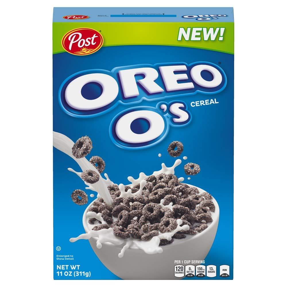 Amazon.com : Post Original Chips Ahoy Cereal 19 Oz