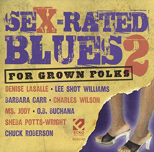 Sex-Rated Blues 2 -  Ecko, 1148