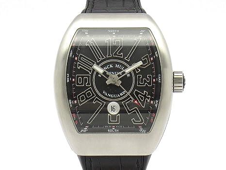 purchase cheap ab79c c180e Amazon | (フランク ミュラー)FRANCK MULLER 腕時計 ヴァン ...