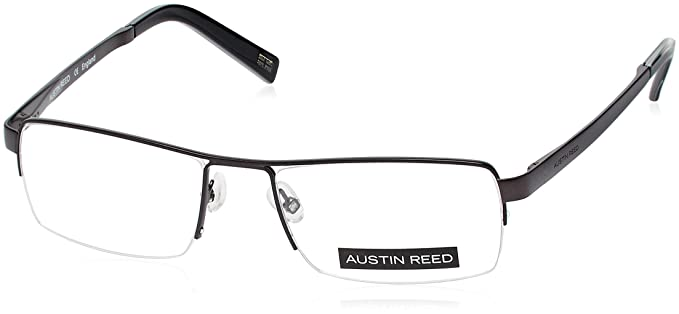 Buy Austin Reed Half Rim Eyewear Frame Matt Bronze Ar W04 8 53 At Amazon In